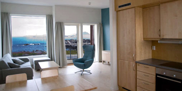 Accommodation in appartment